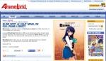 AnimeLand - Blind Spot, tome 1 - 2014-03