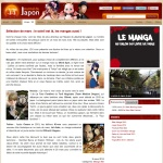 """Blind Spot"", tome 1 - Journal du Japon - 2014-03"