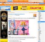 Manga-news - Fraisie, la magie de la pâtisserie - 2012-06