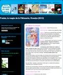 Des bulles et des mots - Fraisie, la magie de la pâtisserie - 2013-02