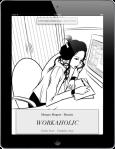 Workaholic - sur iPad - couverture