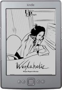 Workaholic - on Kindle - cover