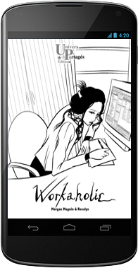 Workaholic - on Nexus 4 - cover