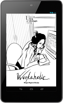 Workaholic - on Nexus 7 - cover