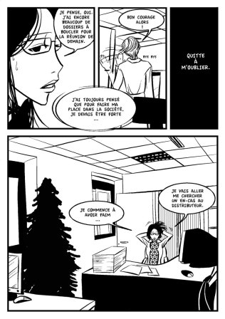 Workaholic - page 3