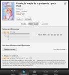 """""""Fraisie"""", 11 notes ★ ★ ★ ★ ★ sur iBookStore"""