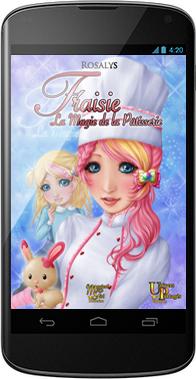 Fraisie, la magie de la pâtisserie - Nexus4
