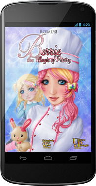 Berrie, the Magic of Pastry - Nexus4