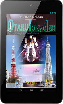 Otaku Tōkyō isshūkan - Nexus7