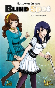 Blind Spot Tome 2 - couverture