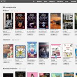 """""""Divines"""", À la une des Nouveautés iBookStore"""