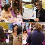 Signings at Paris Book Fair (Paris, FRANCE): Mar 23, 2014