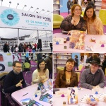 Signings authors of UP editions at Paris Book Fair (Paris, FRANCE):  Mar 21-23, 2014