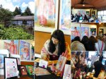 """Signings of Berrie at the festival """"Passion Japon"""": Jun 23-24, 2012"""