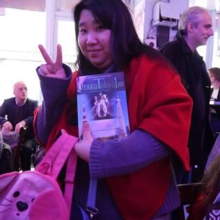 Patricia Lyfoung aime le Japon et Otaku Tōkyō isshūkan !
