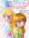 Le voyage de Hana Tome 3 - couverture